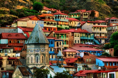 Tbilisi sightseeing city tour