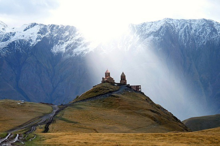 Stepantsminda Kazbegi day tour