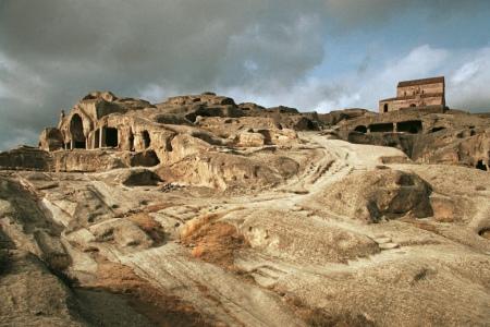 Uplistsikhe cave city tour